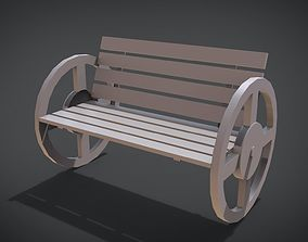 Tire Syle Chair 3D printable model