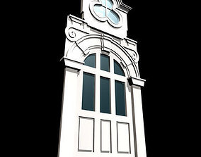 3D model Old style Portal