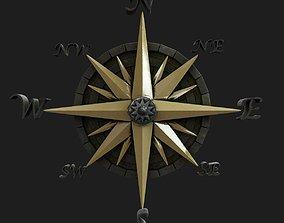 3D Map compass