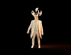 Le Parasyte 3D printable model