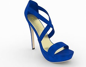 3D Lady Shoes - High Heels