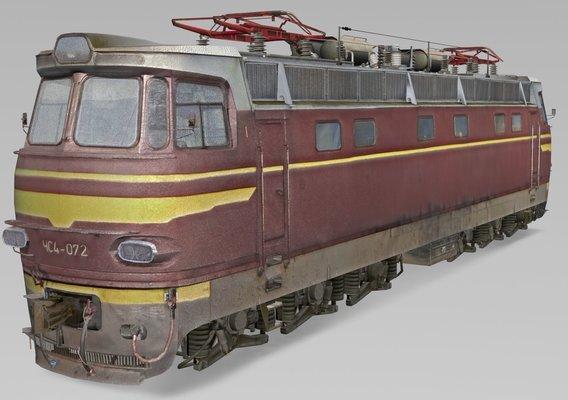 Electic locomotive