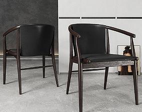 3D Chair Jens SJ61B