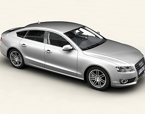 Audi A5 Sportback 3D model