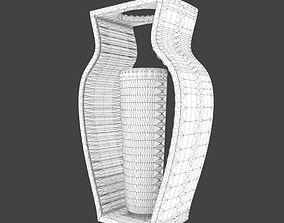 3D printable model Vase house crystal-chandelier