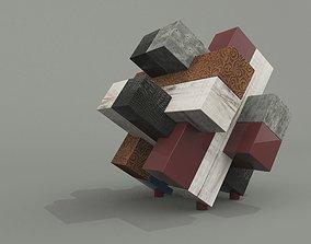 Map Decor Object 3D asset