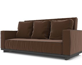 3D model couch 3