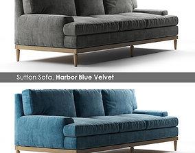 sofa-02 3D asset