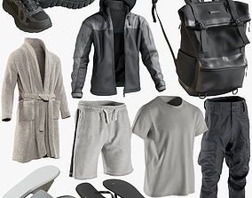 Clothing Mix 5 3D