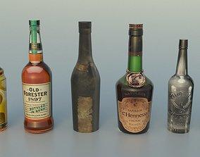 3D Pack Bottles 2