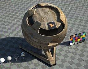 3D Wood Material - Phong