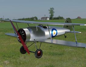 cockpit 3D aircraft