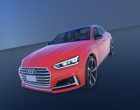 3D model 2016 Audi A5 Sportback
