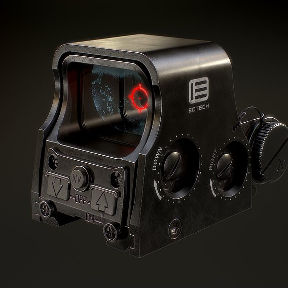 EOTECH HWS XPS3 HOLOGRAPHIC SIGHT