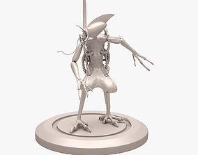 ALIEN CONCEPT V3 3D PRINT