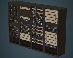 3D asset Server 3A