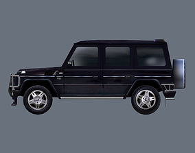 Mercedes-Benz 3D asset