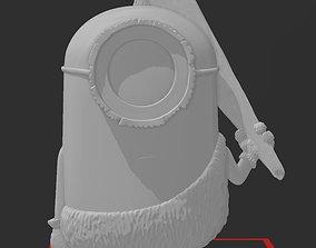 MInion - Caveman with Club - HI RES 3D PRINT MODEL