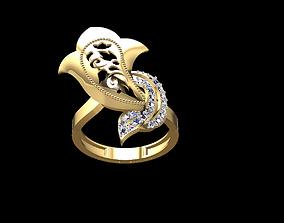 Gold Ring 177 3D print model