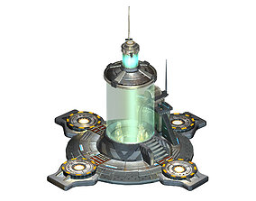 3D Machinery - Spacecraft - Functional Objects 05