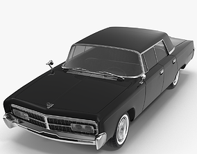3D model Chrysler imperial Crow