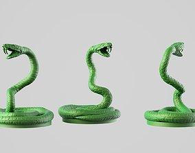 3D printable model Giant snake