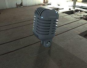 3D model microfono