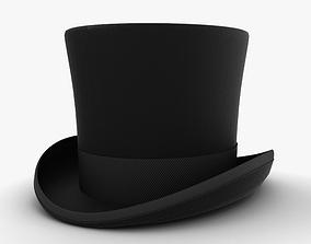 top Top Hat 3D