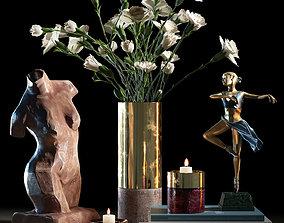 3D model Decorative set 012