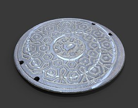 Bell System Utility Cover 3D model
