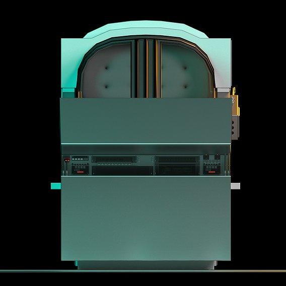 Hyper-sleep chamber (Aliens)