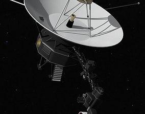3D model Voyager nasa