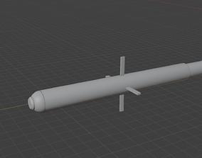 FGM-1 LR Stage 1 3D asset