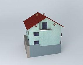 Husein House 3D model