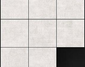 Yurtbay Seramik Cayenne Bianco 333x333 Set 2 3D