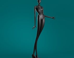 Mannequin 602 coll60 3D showcase