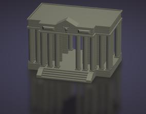 3D print model Saint Seiya - Taurus Temple - Templo Tauro