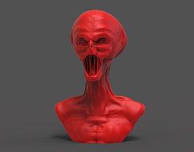 creature Creature Bust 3D printable model