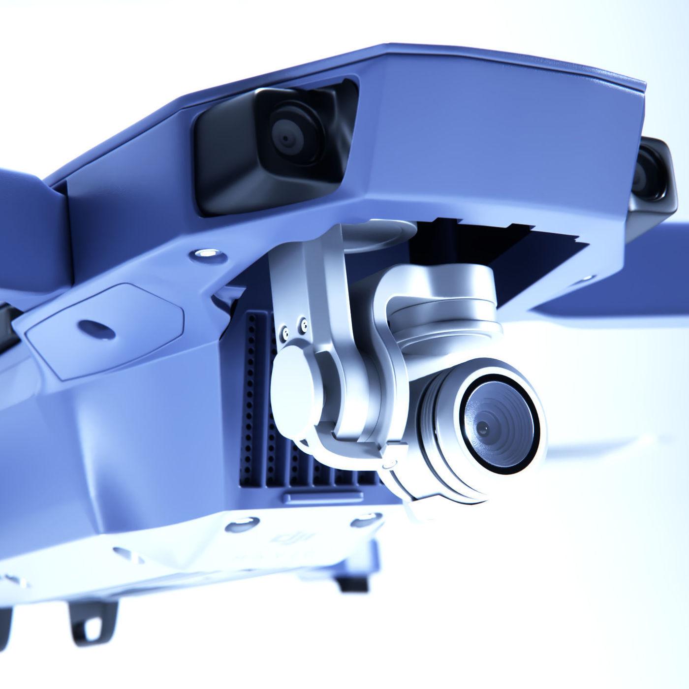 mavic pro quadcopter