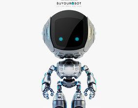 3D model Fun bot I digital toy