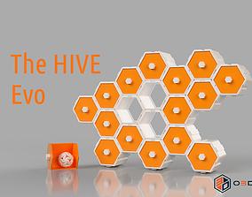 The HIVE Evo - Modular Drawer 3D printable model