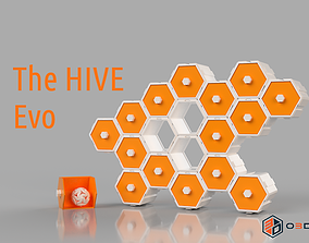 The HIVE Evo - Modular Drawer 3D printable model