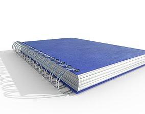 3D asset game-ready Notebook