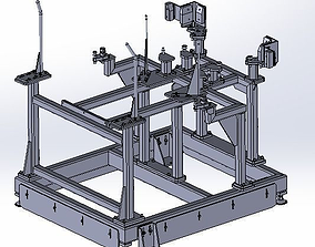 Mounting plate 3D