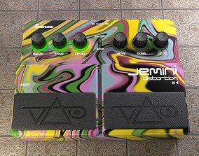 3D model Ibanez Jemini Pedal