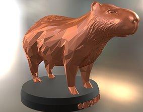 3D printable model Hybrid Capybara