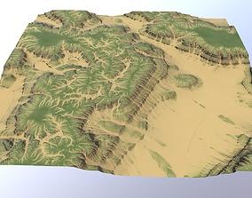 Landscape 60 3D asset
