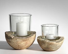 Hurricane Candles 3D
