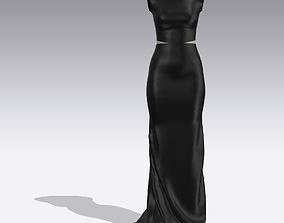 DRESS DRESS 3D cloth