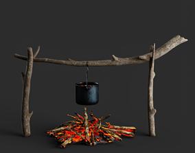 Camp Soup 3D model